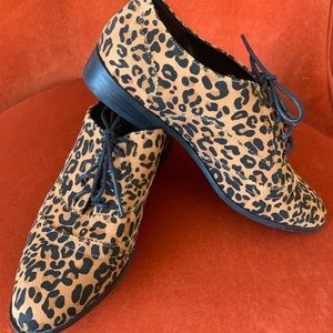 Shoes - Leopard Print Shoes